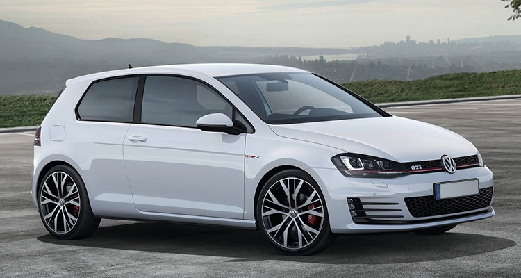 VW Golf GTI vs. GTI Performance